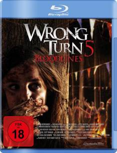 Wrong Turn 5 - Bloodlines Blu-ray