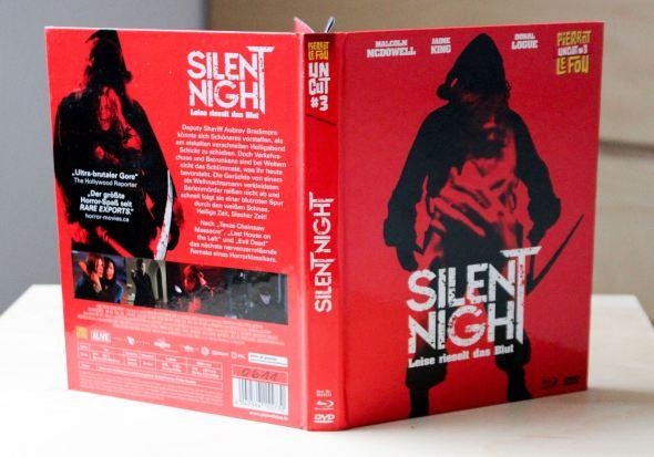 silent night mediabook C