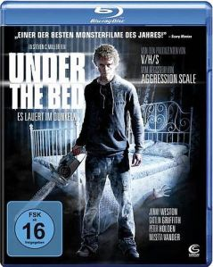 Under the Bed Blu-ray Cover