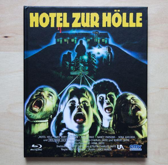 Hotel zur Hölle Mediabook 1