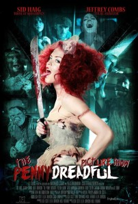 THE PENNY DREADFUL PICTURE SHOW 2013