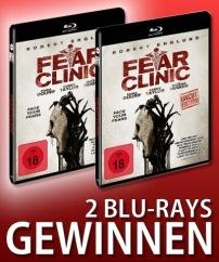 Gewinnspiel Fear Cinic