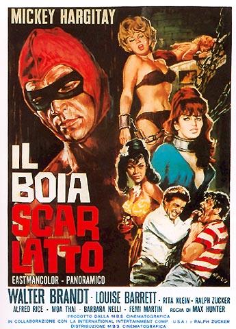 Der scharlachrote Henker (1965)