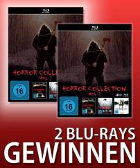 Horror Collection Vol. 2  Gewinnspiel