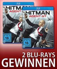 Hitman Agent 47 Gewinnspiel