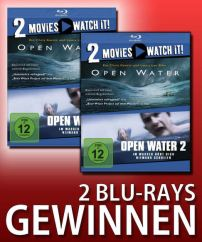 OPEN WATER 1 und 2 – Aktion