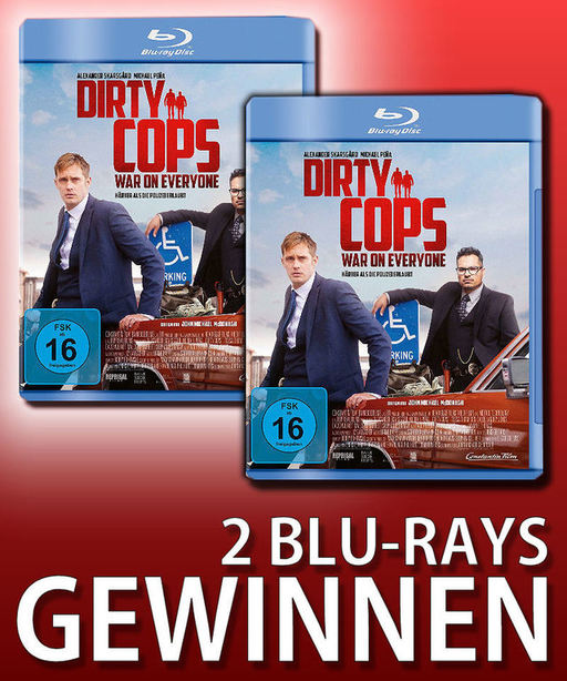 Verlosung: Dirty Cops