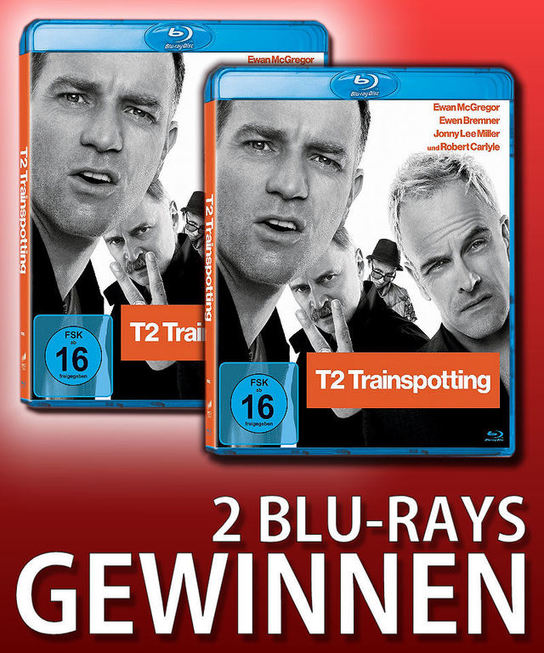 Verlosung: T2 Trainspotting