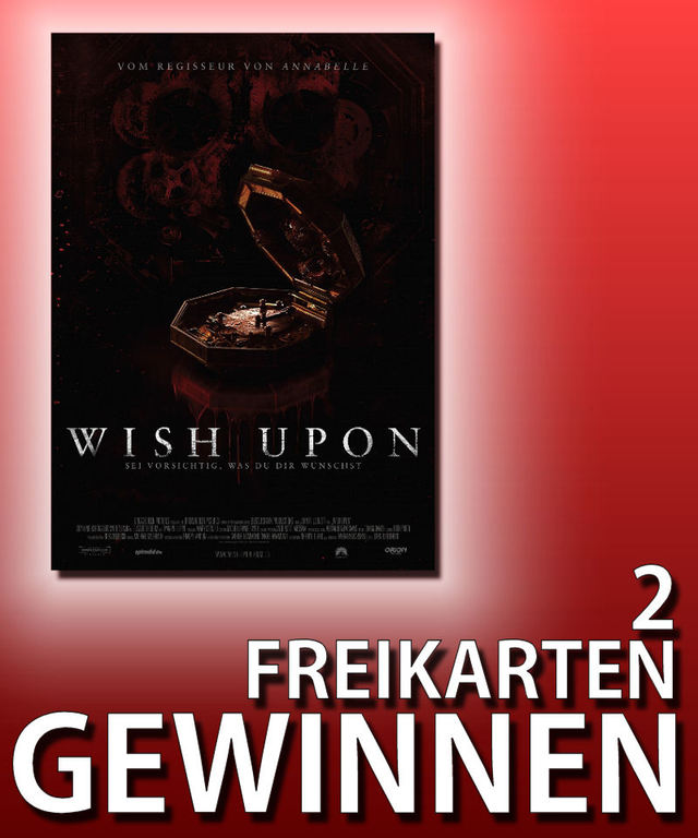 Verlosung: Wish Upon 2017