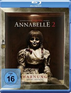 Annabelle 2 Bluray