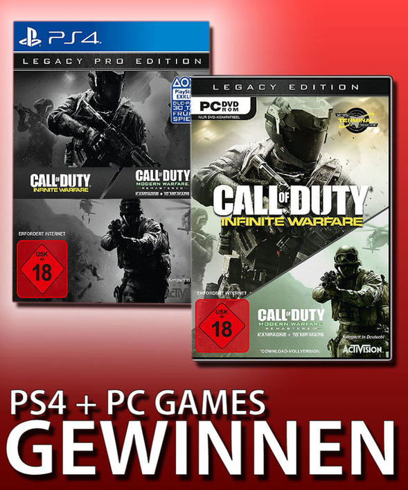 Verlosung: Call of Duty