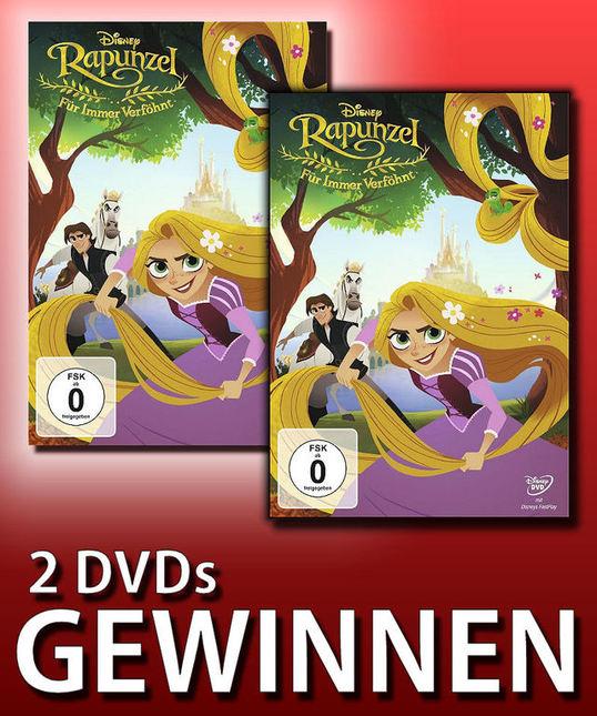 Verlosung: Rapunzel