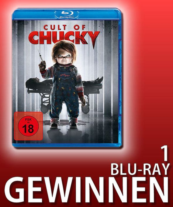 Verlosung: Cult of Chucky