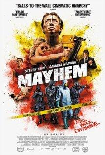 Kritik: Mayhem 2017