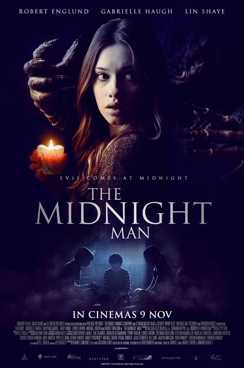 Kritik: The Midnight Man 2016