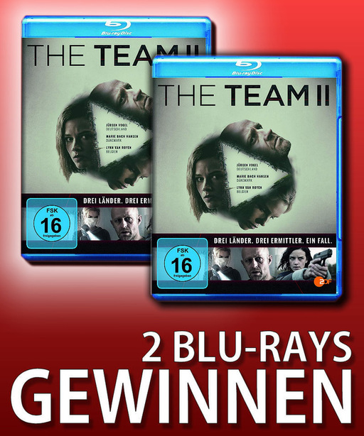 Verlosung: The Team Staffel 2