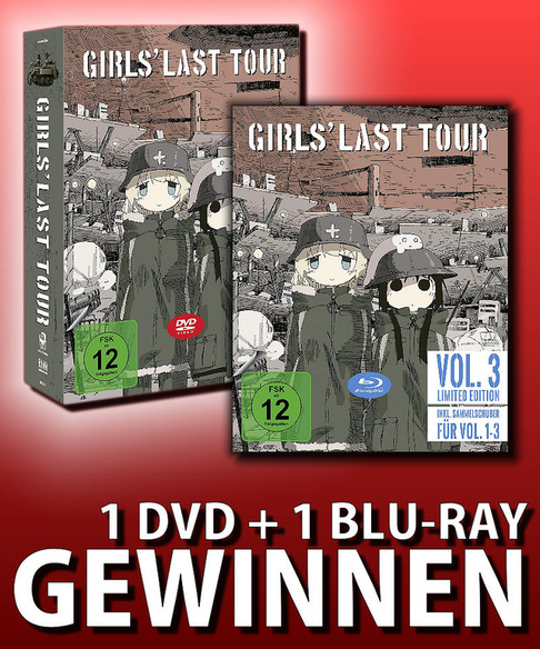 Verlosung: GIRLS' LAST TOUR – VOLUME 3