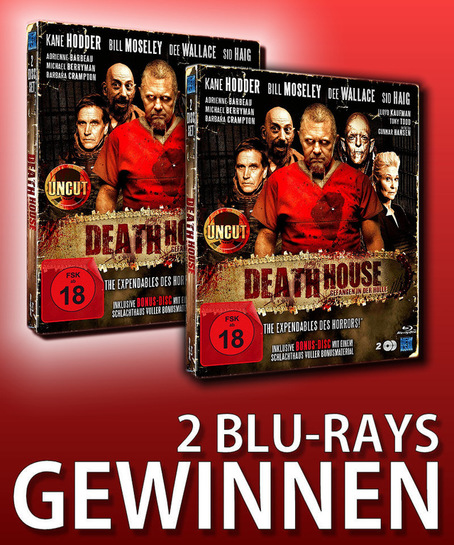 Verlosung: Death House