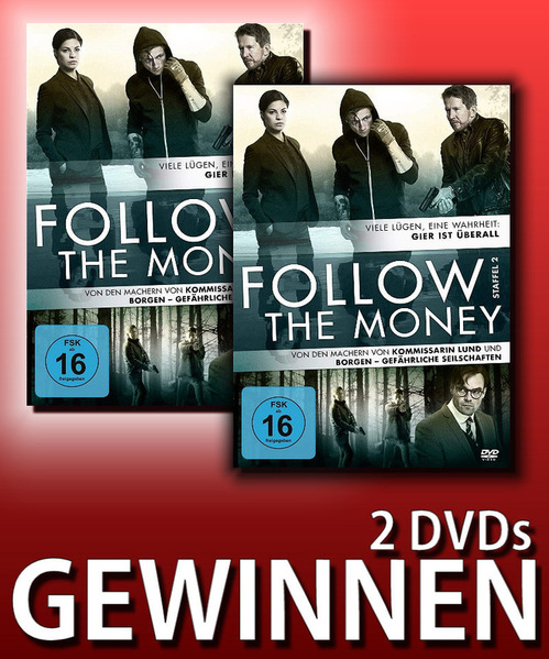 Verlosung: FOLLOW THE MONEY – STAFFEL 2