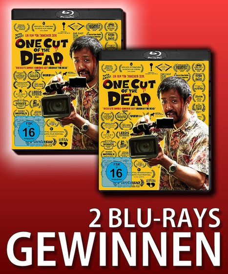 Verlosung: One Cut of The Dead