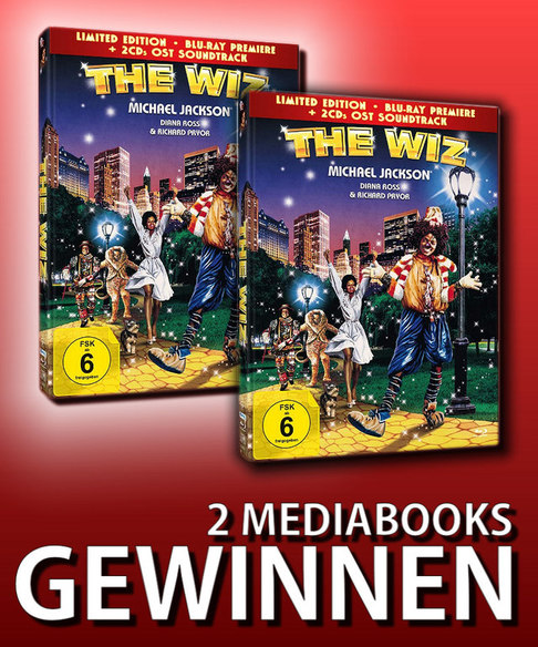 Verlosung: The Wiz