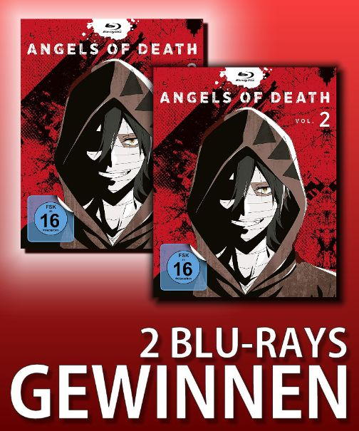 Angels of Death Volume 2