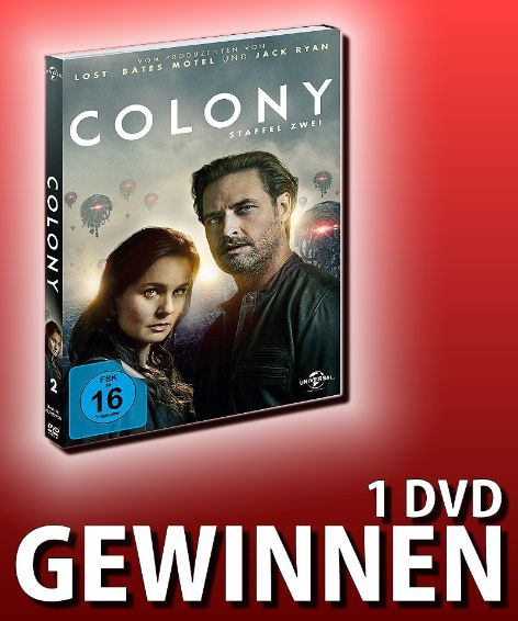 Verlosung: Colony Staffel 2