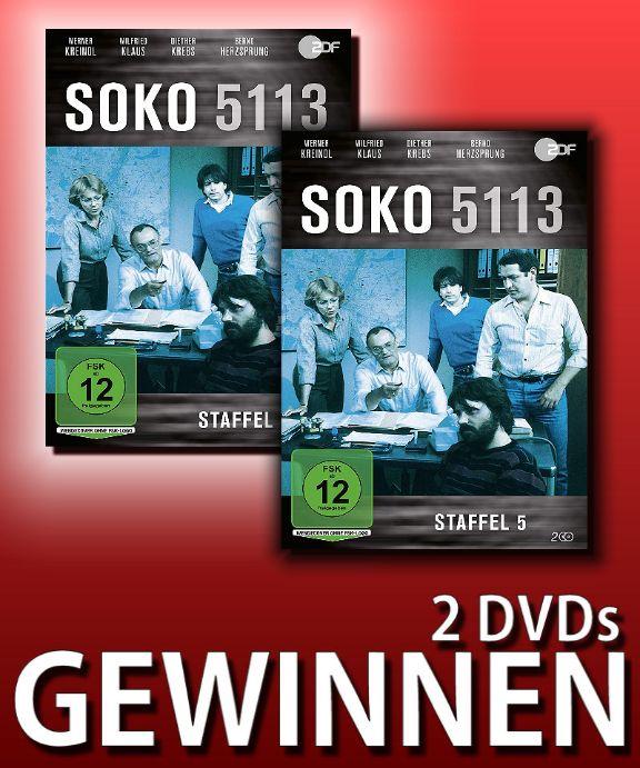 Verlosung: SOKO 5113 – STAFFEL 5