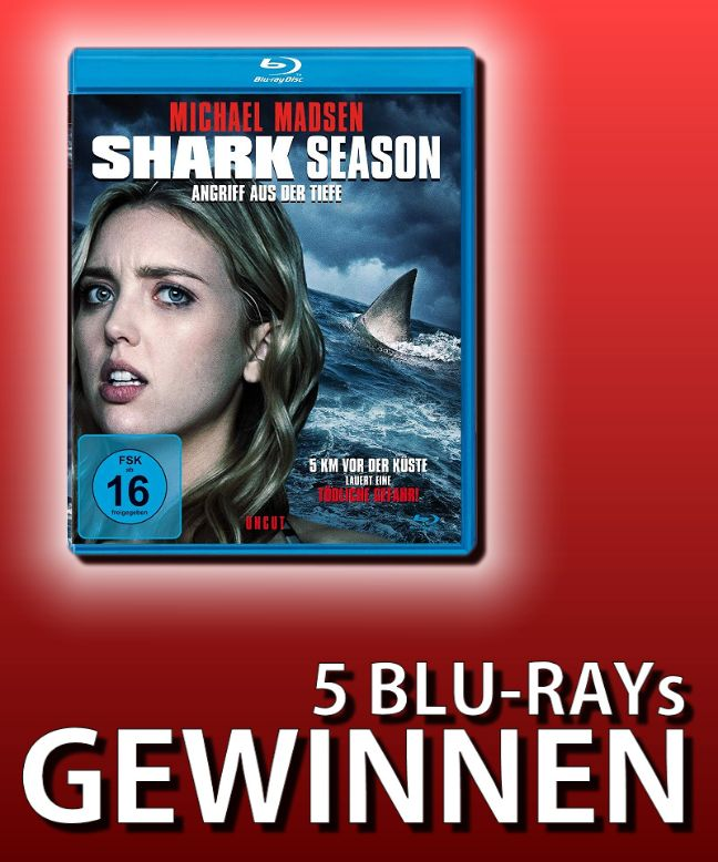 Verlosung: Shark Season